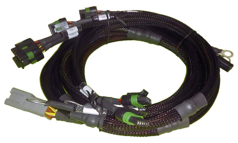 8 Channel Individual High Output IGN1A IGBT Inductive Coil Harness Only - Suits Big Block/Small Block Ford V8