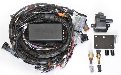 Elite 2500 Nissan RB30 Single Cam Fully Terminated Harness Only - Quickbitz