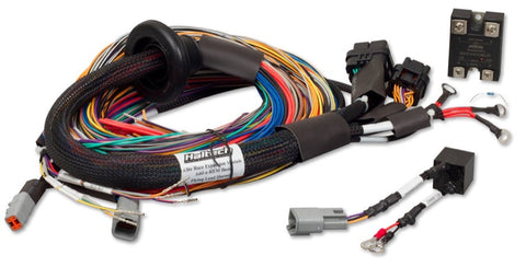 Elite Race Expansion Module (REM) 16 Sequential Injector Upgrade - 2.5m (8 ft) Universal Wire-in Harness Only - Quickbitz