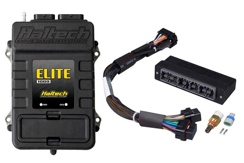Elite 1000 Plug 'n' Play Adaptor Harness ECU Kit - Subaru WRX MY99-00 (Australian Delivered and JDM)