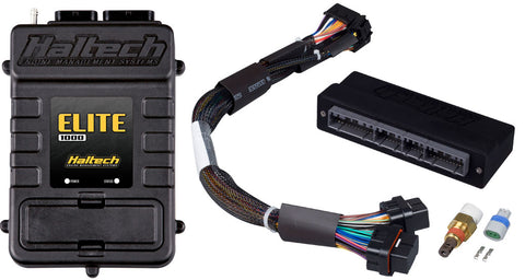 Elite 1000 Plug 'n' Play Adaptor Harness ECU Kit - Honda OBD-I B-Series Civic, Integra, Prelude & Accord - Quickbitz