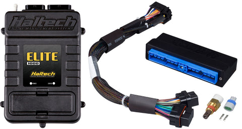 Elite 1000 Plug 'n' Play Adaptor Harness ECU Kit - Nissan Silvia S13 (CA18DET) - Quickbitz
