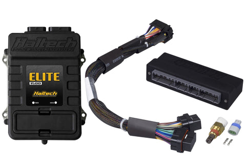 Elite 1500 with RACE FUNCTIONS - Plug 'n' Play Adaptor Harness ECU Kit - Mitsubishi