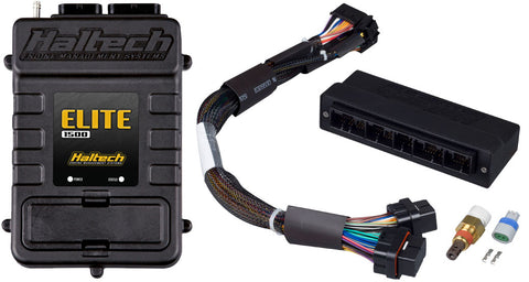 Elite 1500 with RACE FUNCTIONS - Plug 'n' Play Adaptor Harness ECU Kit - Honda Civic EP3 - Quickbitz