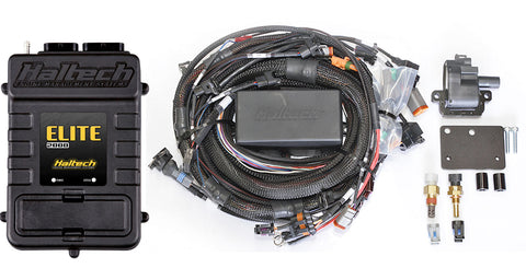 Elite 2000 Nissan RB30 Single Cam Fully Terminated Harness ECU Kit - Quickbitz