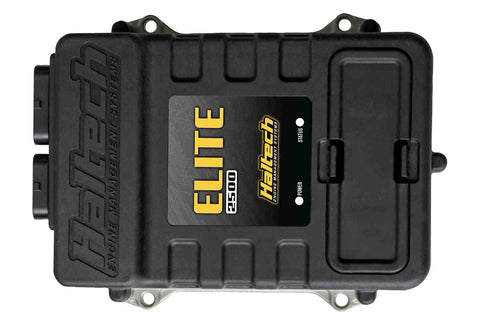 Elite 2500 (DBW) with RACE FUNCTIONS - ECU Only