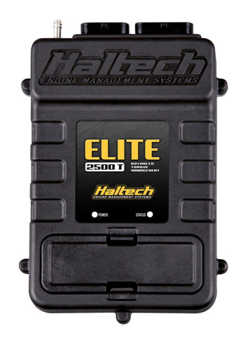 Elite 2500T (DBW) with ADVANCED TORQUE MANAGEMENT & RACE FUNCTIONS- ECU Only