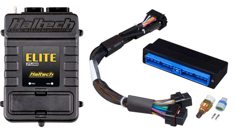 Elite 2500 Plug 'n' Play Adaptor Harness ECU Kit - Nissan Skyline R32/33 GTS-T/GT-R & R34 GT-R - Quickbitz