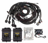 Elite 2500 & Race Expansion Module (REM) 16 Sequential Injector V8 Big Block/Small Block GM, Ford & Chrysler Hemi Terminated Harness ECU Kit - Quickbitz