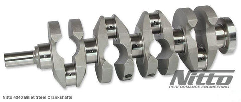 NITTO 4G63 2.2L 94.0MM STROKE (7 BOLT) CRANKSHAFT - Quickbitz