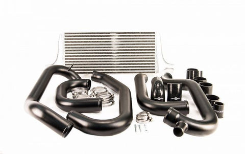 Process West Front Mount Intercooler Kit (suits Subaru 97-00 GC8 WRX/STI) - Silver