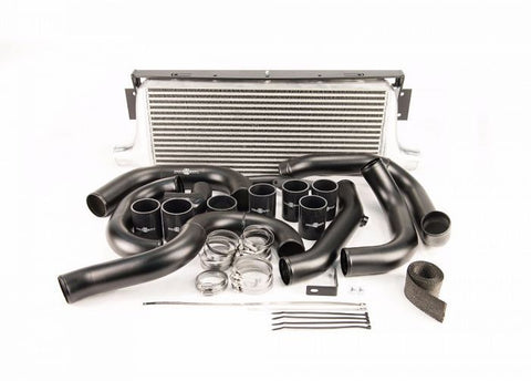 Process West Front Mount Intercooler Kit (suits Subaru 01-07 GD WRX/STI) - Silver