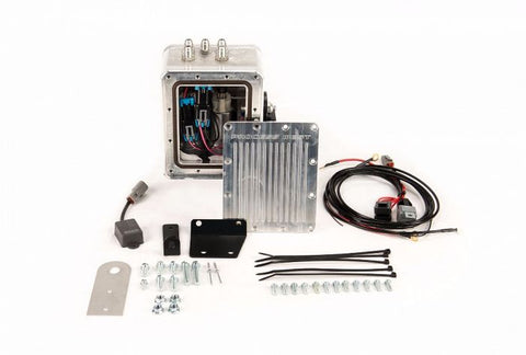 Process West Anti-Surge Fuel System w/ Twin Walbro 460 Pump (suits Subaru 08-14 WRX/STI)