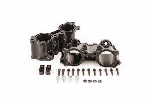Process West Billet TGV Delete Kit (suit Subaru 01-07 WRX/STI & 08-17 STI) - Black