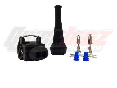 Bosch Injector EV1 Plug and Pin Connector Kit (Push to Seat)