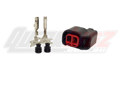 Injector US EV6 Plug and Pin Connector Kit (Push to Seat)