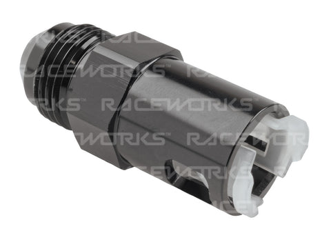 RACEWORKS AN-8 TO 3/8'' FEMALE EFI QUICK CONNECT - Quickbitz