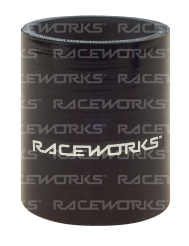 RACEWORKS SILICONE HOSE STRAIGHT 1.25'' (32mm) X 60mm - Quickbitz