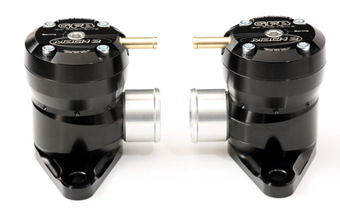 GFB MACH 2 TMS Recirculating Diverter valves (GT-R R35 - 2 valves included)