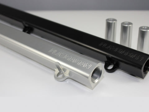 BA/BF billet fuel rail with rail fittings - Quickbitz
