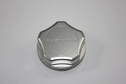 XR6 Billet oil cap -PLAZMAMAN Logo - Quickbitz