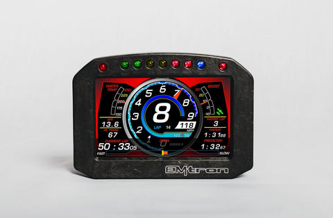 Emtron ED5 Display with GPS