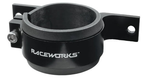 Raceworks 60mm Billet Fuel Pump Bracket - Quickbitz