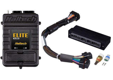 Elite 1500 with RACE FUNCTIONS - Plug 'n' Play Adaptor Harness ECU Kit