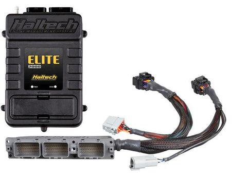 Haltech Elite 2000 Plug 'n' Play Adaptor Harness ECU Kit