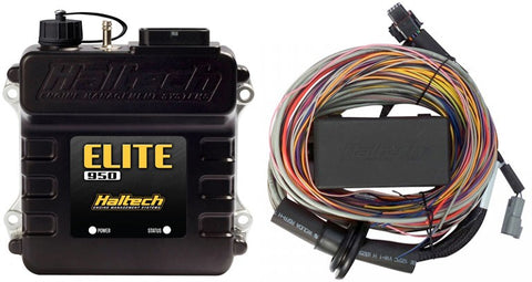 HT-150704 Elite 950 + Premium Universal Wire-in Harness Kit