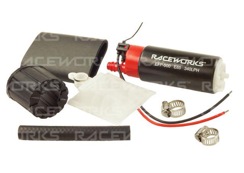 RACEWORKS E85 340LPH HIGH FLOW PUMP