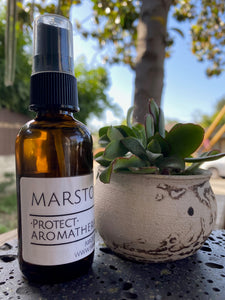 Aromatherapy Body & Linen Spray- Protect