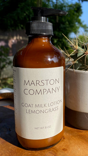 Goat Milk Lotion- Lemongrass