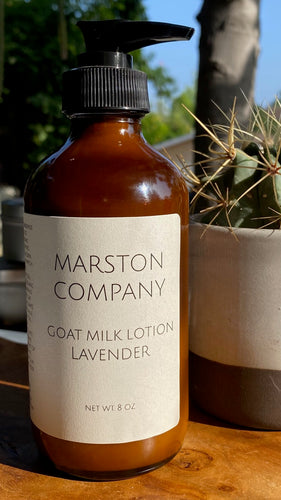 Goat Milk Lotion- Lavender