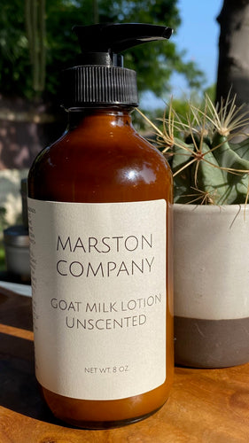 Goat Milk Lotion- Unscented