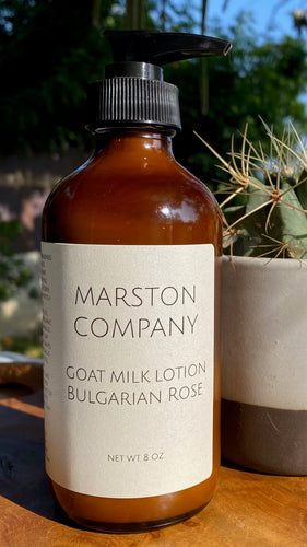 Goat Milk Lotion- Bulgarian Rose