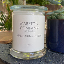 Load image into Gallery viewer, Mandarin Citron Soy Candle