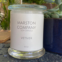 Load image into Gallery viewer, Vetiver Soy Candle