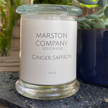 Load image into Gallery viewer, Ginger Saffron Soy Candle