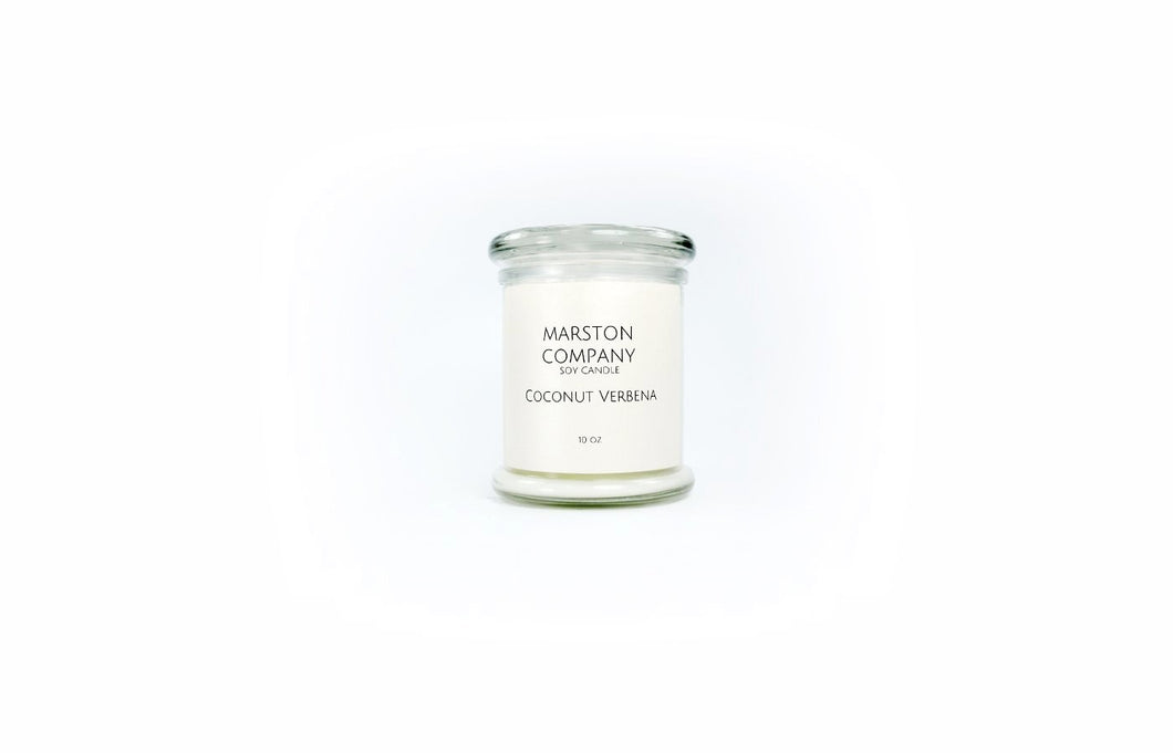 Coconut Verbena Candle