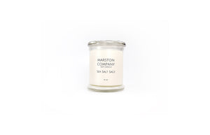 Sea Salt Sage Candle