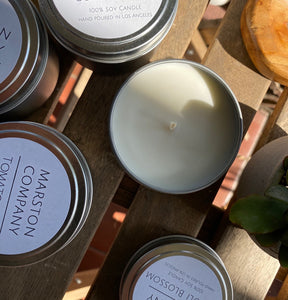 Tomato Vine Soy Candle