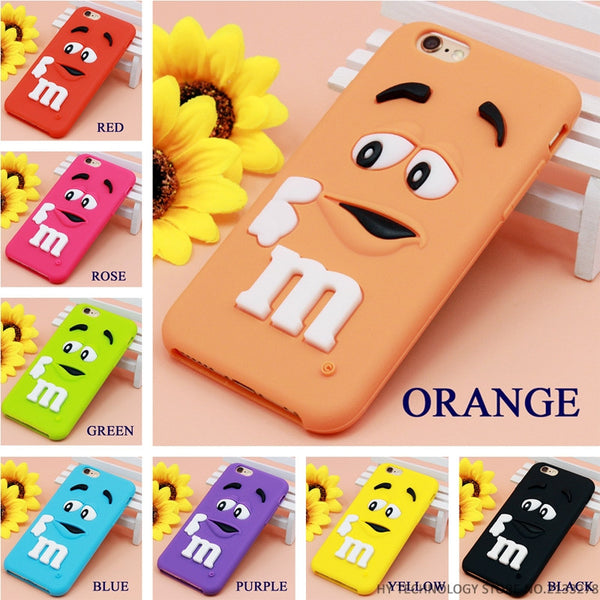 Cartoon iPhone Cases