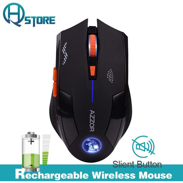 AZZOR Rechargeable Wireless Mouse