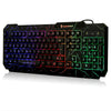 Wired LED Backlit Gaming Keyboard