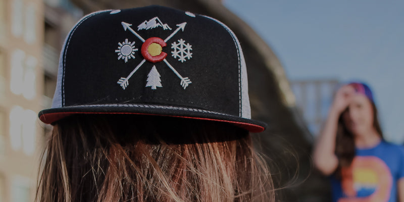 Shop Aksels Colorado Hat Collection