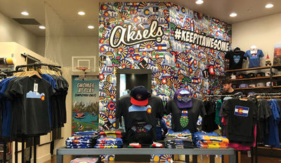 Aksels Cherry Creek Mall Retail Store Image