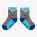 Aksels Shark Toddler Socks