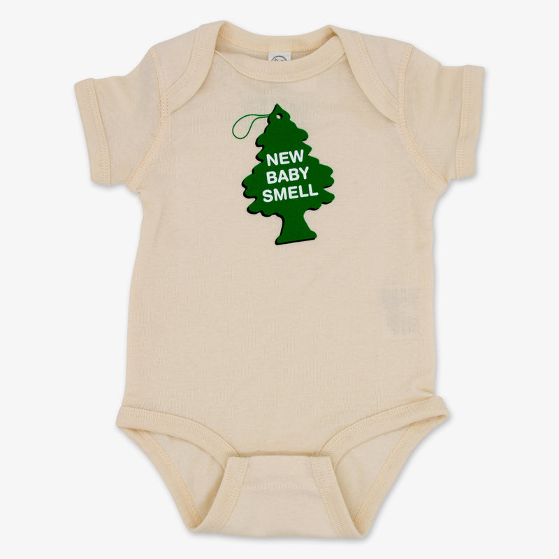 New Baby Smell Onesie