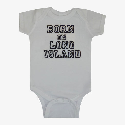 Born on Long Island Onesie